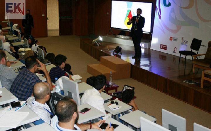 مؤتمر المعرفة الريادية  EK Conference للمرة الثالثة في دمشق