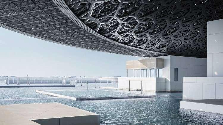 اللوفر أبوظبي: أكبر فرع لمتحف اللوفر في العالم