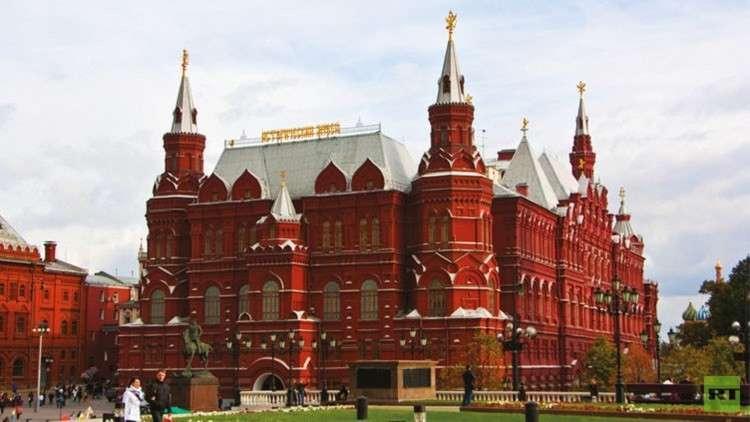 80 ألف زائر لمتحف التاريخ في موسكو منذ انطلاق المونديال