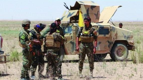 """سوريا: مساعدات عسكرية أميركية ضخمة لـ """"قسد"""""""