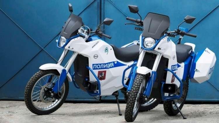 """""""كلاشينكوف"""" تحدث محركات دراجاتها الكهربائية"""
