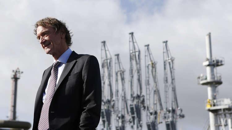 أغنى رجل أعمال بريطاني يغادر المملكة بسبب الضرائب