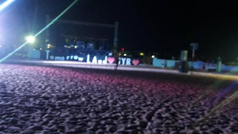 """انطلاق حملة """"أحبك سورية"""" على شاطئ عشتار بطرطوس"""