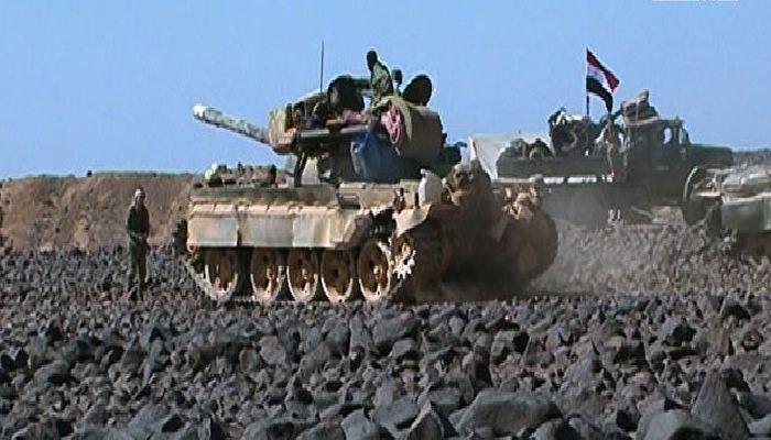 Image result for تلول الصفا في سوريا