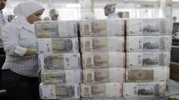 5 مليارات ليرة سورية حجم الأموال المستردة هذ العام