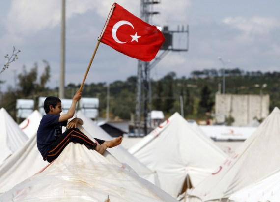 الإشعار الأخير للاجئين السوريين في تركيا