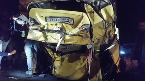 حادث سير يودي بحياة شخص شمال مدينة السويداء