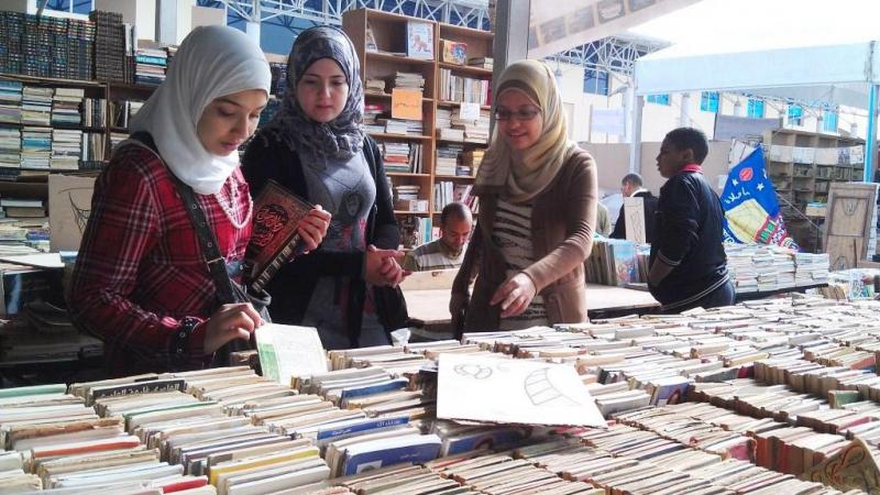 """""""القاهرة الدولي للكتاب"""" يدخل مرحلة جديدة"""