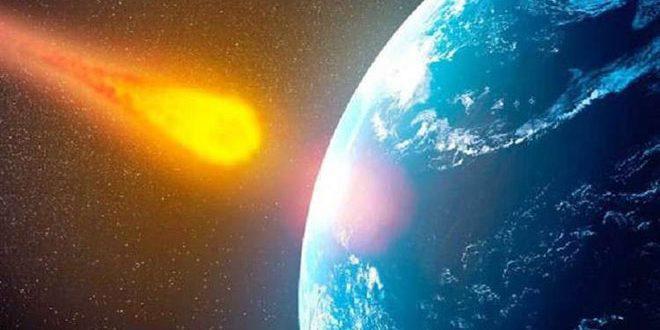 كويكب عملاق يزور الأرض غدا