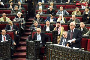 الوزير خربوطلي أمام مجلس الشعب: نعمل على تحسين الواقع الكهربائي وإعادة المنظومة إلى جميع المناطق
