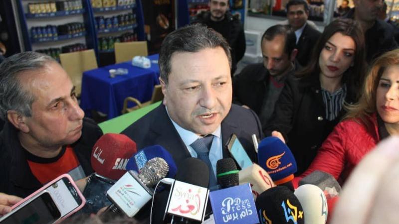 دام برس : دام برس | عروض وتخفيضات أسعار كبيرة في مهرجان التسوق بصالة الجلاء في دمشق