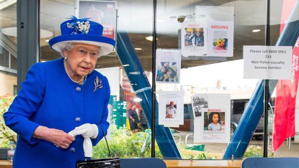 دام برس : دام برس | خطة لإجلاء الملكة إليزابيث من لندن في حال وقوع أعمال شغب مرتقبة