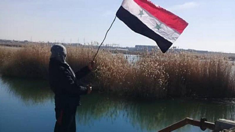العائدون إلى حضن الوطن في سوريا