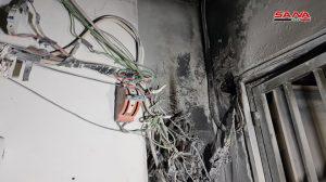 وفاة عاملة في المركز الطبي المحدث بالحسكة جراء الاختناق بسبب ماس كهربائي