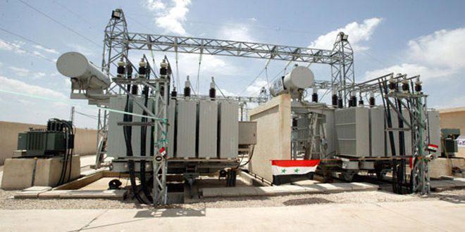رغم الإجراءات الاقتصادية القسرية.. مشاريع جديدة لرفد المنظومة الكهربائية