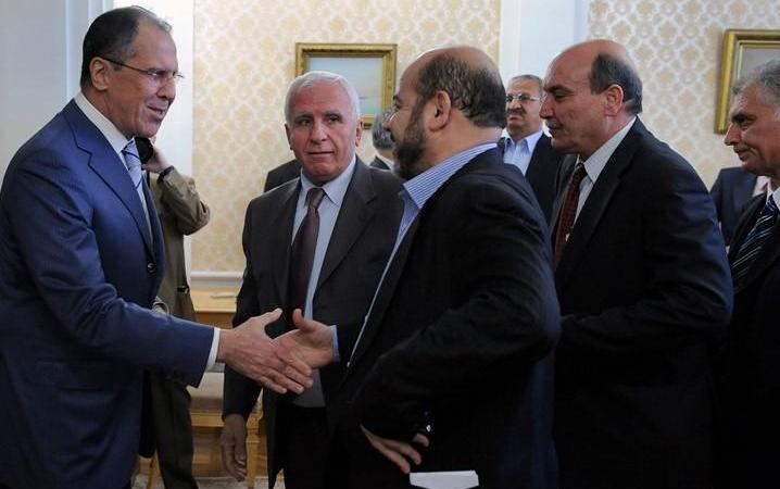 الفصائل الفلسطينية في موسكو ترفض الانقسام وتتمسك باتفاق القاهرة ومواصلة الحوار لحل التناقضات