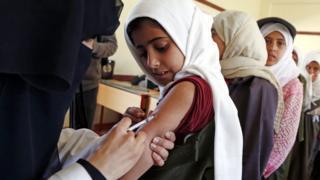 """تفشي الحصبة """"أكثر تعقيدا من تأثير حملات مناهضة اللقاح"""""""