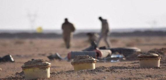"""""""سوريا"""".. """"داعش"""" يودي بحياة 24 مدنياً في """"السلمية""""!"""
