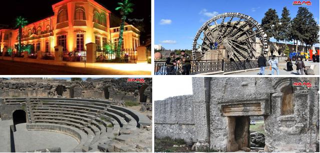 الدلالة السياحية في سورية تعيد ترميم كوادرها