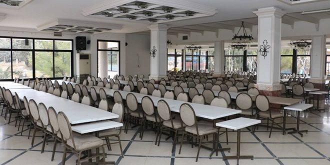 استعداداً لقدوم الصيف.. عودة الكثير من المنشآت السياحية بريف دمشق