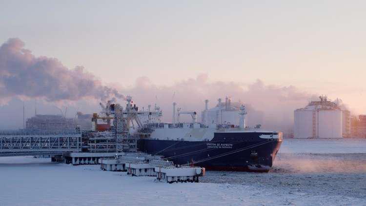 الولايات المتحدة عاجزة عن منافسة روسيا في سوق الغاز الأوروبية