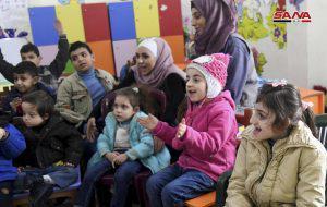 العلاج بالقصة لتنمية المهارات السمعية والبصرية للأطفال من ذوي الإعاقة