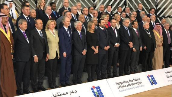 بروكسل: حملة مناصرة من أجل رفع العقوبة عن سوريا وعدم تسييس الملفات الإنسانية