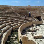 بدء أعمال رفع الأنقاض في المدينة الأثرية بتدمر