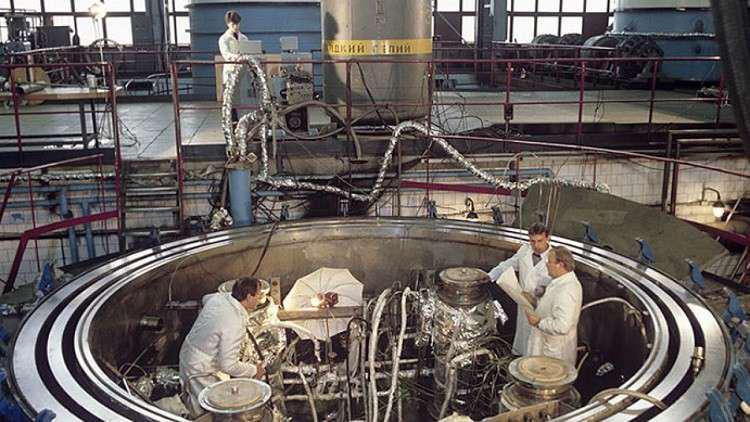 روسيا تنشئ أقوى وحدة بحوث النيوترونات في العالم