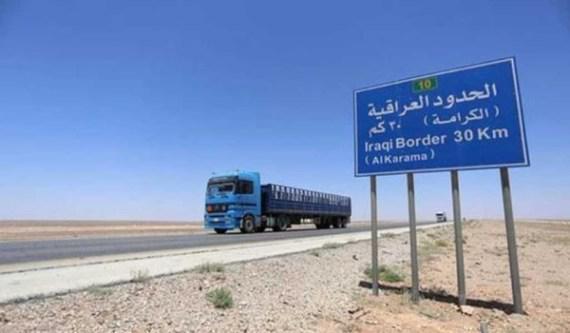 """مصدر عراقي يحدد زمن افتتاح معبر """"البوكمال"""" مع """"سوريا"""""""