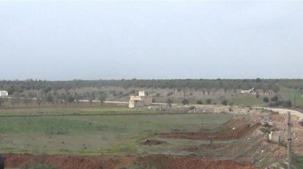126 عائلة تعود لقرية البويضة بريف حمص بعد تهجيرهم من قبل المجموعات المسلحة