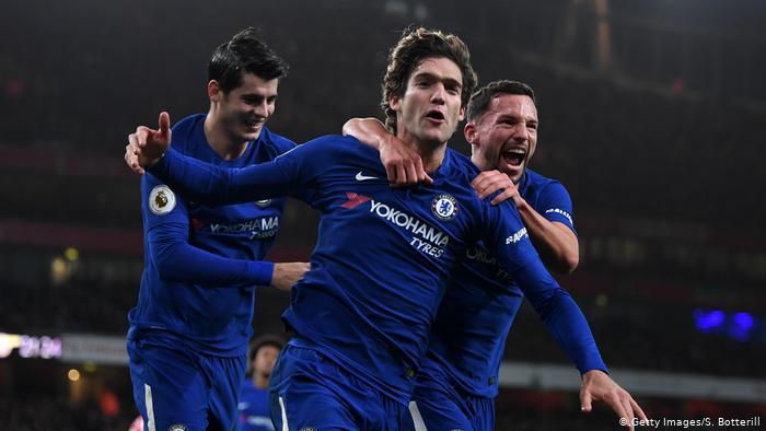 Fussball Premier League - FC Arsenal vs Chelsea 1:2 (Getty Images/S. Botterill)