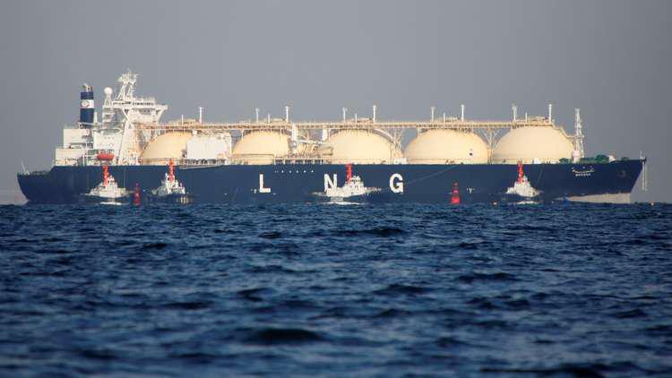 نوفاك: شركات الطاقة الروسية مستعدة لتوريد الغاز المسال إلى لبنان