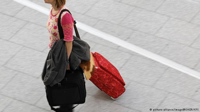 Symbolbild Passagier (picture-alliance/imageBROKER/KFS)