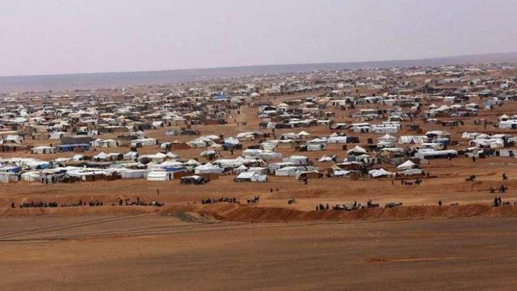 مسؤول سوري: المسلحون قتلوا أسرة في مخيم الركبان