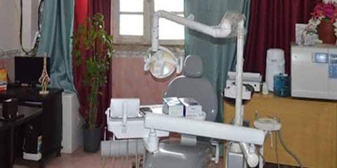 مركز علاج فيزيائي وعيادة أسنان يخدمان جرحى الجيش مجاناً في حمص