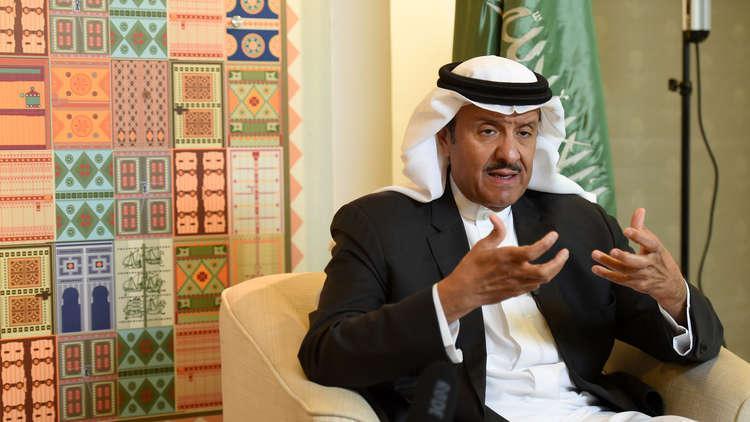 روغوزين: سنقدم برنامجا استعراضيا لأول رائد فضاء سعودي