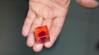 """تخليق """"أول قلب بشري"""" بتقنية الطباعة ثلاثية الأبعاد في إسرائيل"""