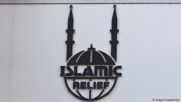 Logo Islamic Relief FOTO (imago/imagebroker)
