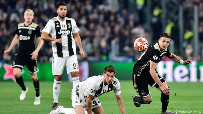 Champions League - Viertelfinale- Juventus - Ajax Amsterdam (Reuters/M. Pinca)
