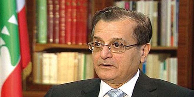 منصور يدعو إلى تنسيق الجهود لعودة المهجرين السوريين إلى بلدهم