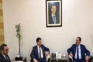 فنزويلا ترغب في التعاون بمجال النقل الجوي مع سورية