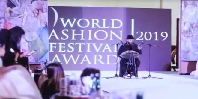 موسيقا بأنامل سورية في مهرجان عالمي للأزياء بدبي