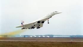 شركة أمريكية تصمم طائرة ركاب فوق صوتية