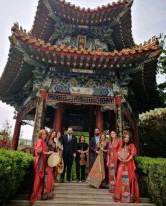 سورية تشارك بأعمال مؤتمر حوار الحضارات الآسيوية في بكين