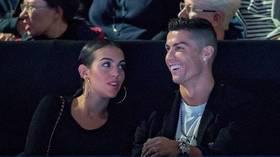رونالدو يتقدم بطلب الزواج من صديقته جورجينا