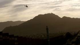 المكسيك.. تحطم مروحية عسكرية ومقتل أفراد طاقمها الخمسة