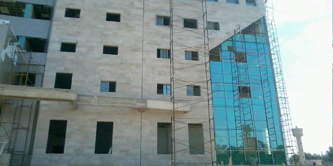 أكثر من 3ر5 مليارات ليرة قيمة مشاريع تنفذها شركة البناء والتعمير بحمص