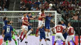 نتيجة نهائي الدوري الأوروبي لكرة القدم