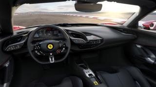 """فيراري تطرح أسرع سيارة """"هجينة"""" في العالم"""